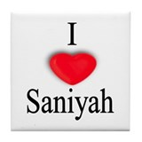 Saniyah Tile Coaster