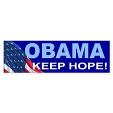 Obama: Bumper Sticker