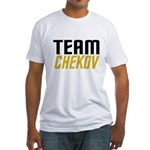 Team Checkov Fitted T-Shirt