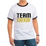 Team Checkov Ringer T