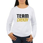 Team Checkov Women's Long Sleeve T-Shirt