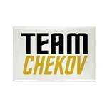 Team Checkov Rectangle Magnet (10 pack)