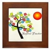 Teachers Framed Tile