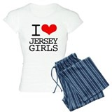 I Heart Jersey Girls Pajamas