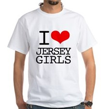 I Heart Jersey Girls Shirt