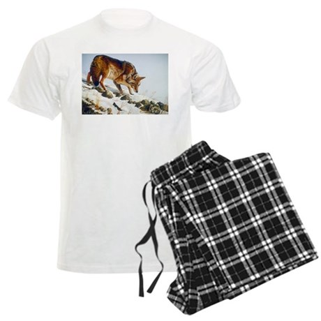 Animal (Front) Men's Light Pajamas