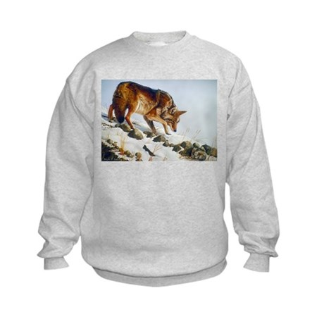Animal Kids Sweatshirt