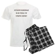 Artificial Intelligence Pajamas