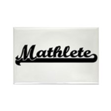 Mathlete Rectangle Magnet