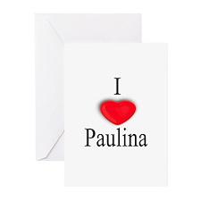 Paulina Greeting Cards (Pk of 10)