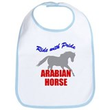 Ride With Pride Arabian Horse Bib