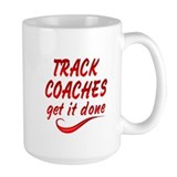 Track Coaches Coffee Mug