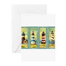 Cute Nantucket Greeting Cards (Pk of 20)