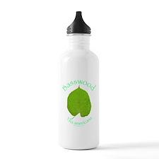Basswood Leaf 1 Water Bottle