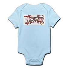 Much Ado About Nothing Infant Bodysuit