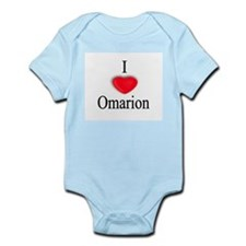 Omarion Infant Creeper