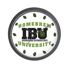 Homebrew University Wall Clock