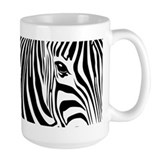 Zebra Art Coffee Mug