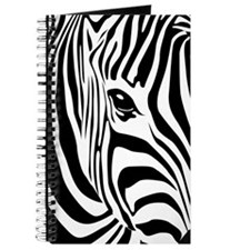 Zebra Art Journal