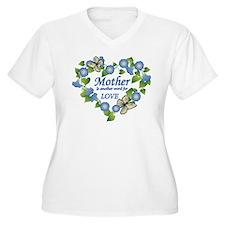 Mother's Love Heart T-Shirt