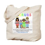 CHERUBS Logo - Pastel Tote Bag