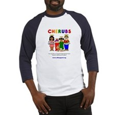 CHERUBS Logo - Bright Baseball Jersey