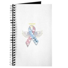 Winged CDH Awareness Ribbon Journal