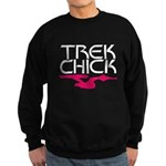 Trek Chick Sweatshirt (dark)