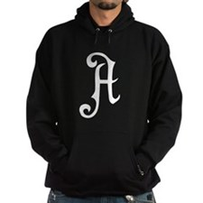 A is for Atheist Hoodie