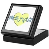 Sonographer Keepsake Box