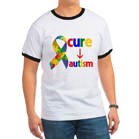 Cure Autism Ringer T
