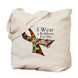 For My Student - Autism Tote Bag