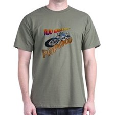 TWO WHEELIN' PAPAW T-Shirt