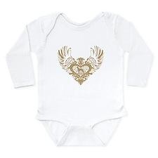 Vizsla Long Sleeve Infant Bodysuit