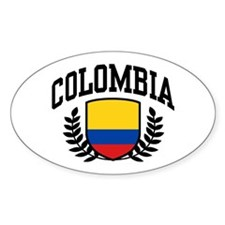 Colombia Decal