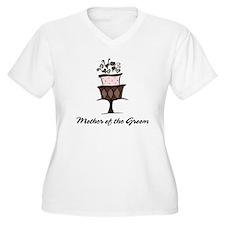 Motherofthegroomcake Plus Size T-Shirt