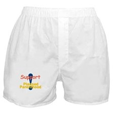 Planned Parenthood Boxer Shorts