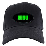 "Green ""XENU"" Baseball Hat"