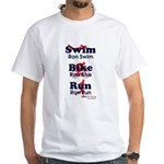 Team Avidan White T-Shirt