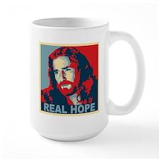 Real Hope Jesus Coffee Mug