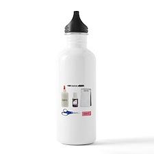 Instruments of Ctrl Water Bottle