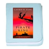 Pirate King Cover baby blanket