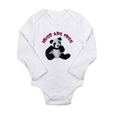 Panda Bear toy Baby Outfits