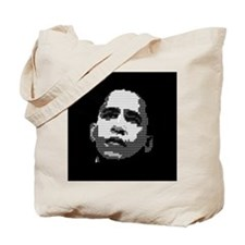 Obama Pop Art Tote Bag