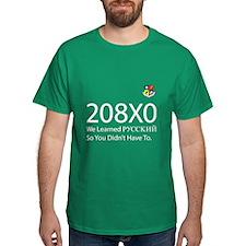 USAFSS 208X0 Russian T-Shirt