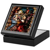 Adoration of the Magi Keepsake Box
