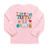 Boy Little Bunny Long Sleeve Infant T-Shirt