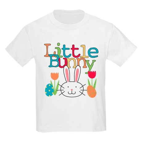Boy Little Bunny Kids Light T-Shirt