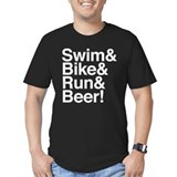 Triathletes for Beer! T