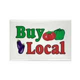 Buy Local Rectangle Magnet (10 pack)